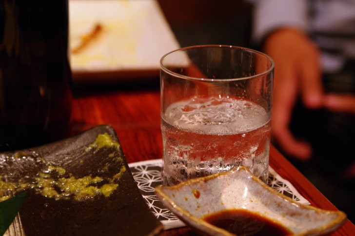芋焼酎居酒屋